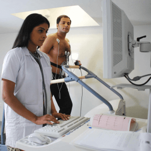 tmt stress test facilities jaipur
